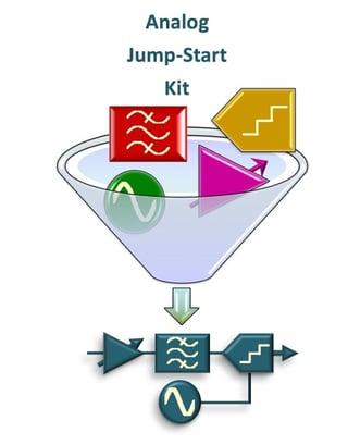 analog jump start kit